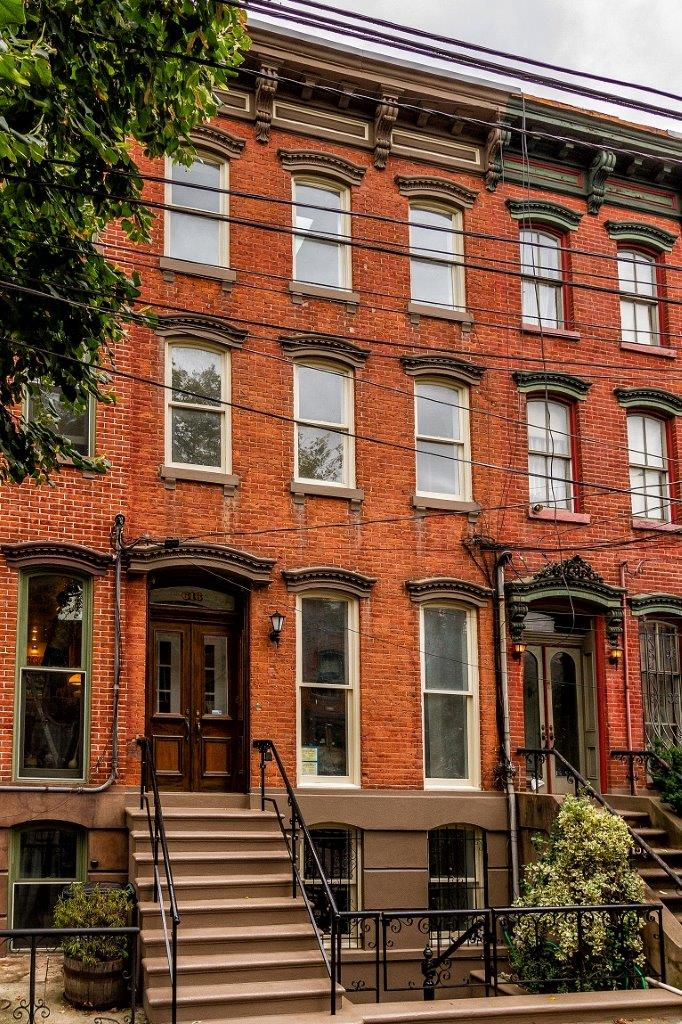 Downtown Jersey City Brownstone